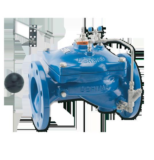 BWC Non modulating valve