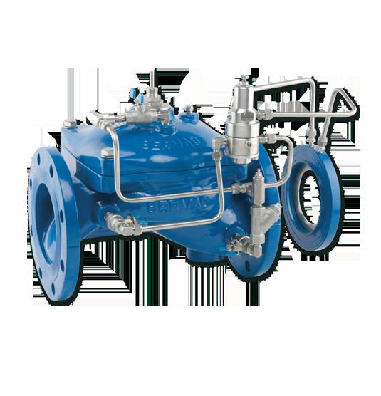 bwc 470-U valve