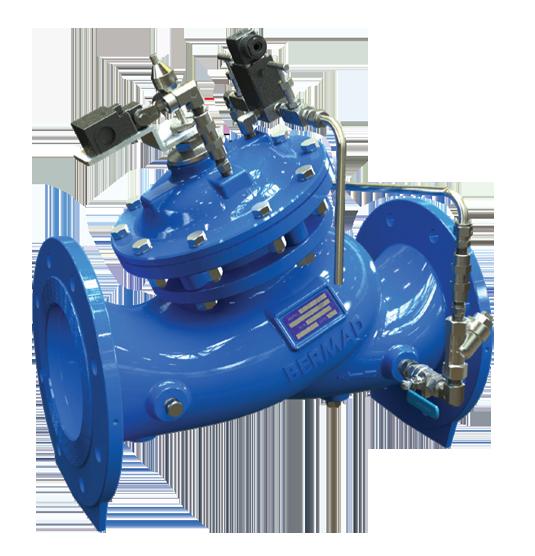 bwc booster pump control valve 740